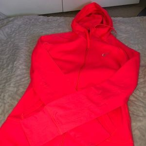 Nike therma-fit hot pink jacket